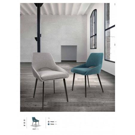 Dormitorios forja y tapizados 014