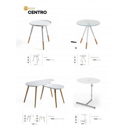 Mesas y sillas 018
